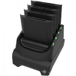 Chargeur de batterie 4 emplacements Zebra pour TC21