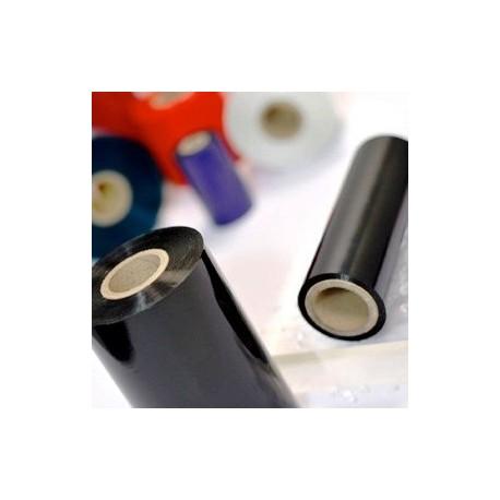 Rubans transfert thermique Cire-Résine APR6 110mm x 450m