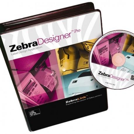 Logiciel Zebra Designer Pro