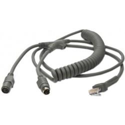 Câble wedge Din/Mini Din torsadé Honeywell