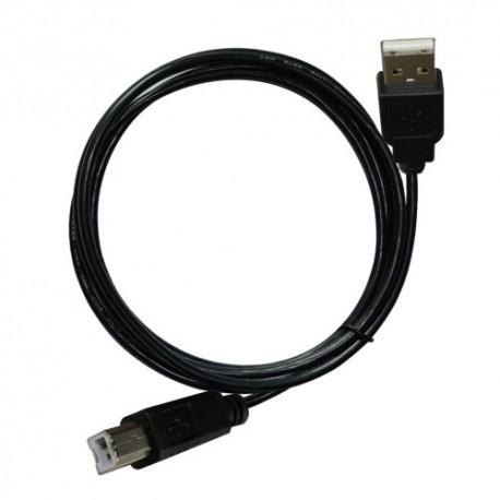 Câble USB 2.0 A-B M/M 1.8m