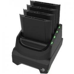 Chargeur de batterie 4 emplacements Zebra pour TC51/TC52/TC56/TC57